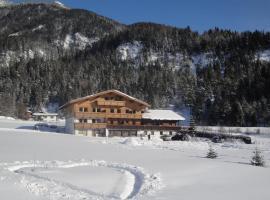 Lechnerhof Hotel-Garni, Achenkirch