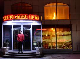 Grand Gebze Hotel, 盖布泽