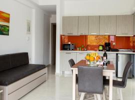 Angela Apartments, Kato Daratso