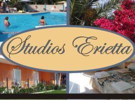 Erietta Studios, Svoronáta