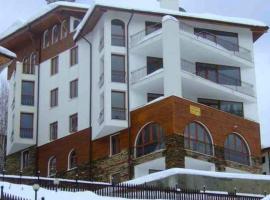 Stoikite House Apartments, Stoykite
