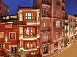 Faik Pasha Suites Special Category, Estambul