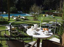 Garni Villa Siesta Park, Losone