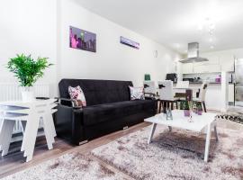 Canary Wharf Apartments,