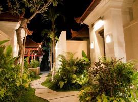 Villa Puspa, Tanah Lot