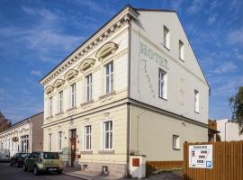 Pension Fontána Svitavy, Свитави