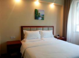 GreenTree Inn ShangHai SongJiang New Town Business Hotel, Songjiang