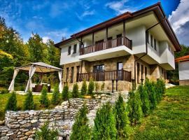 Villa Eta, Apriltsi