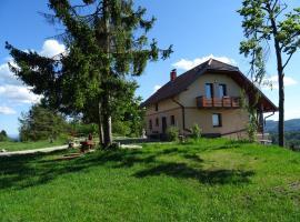 Holiday Home Razglednik, Logatec