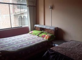 Casa Samay Wasi, Puno