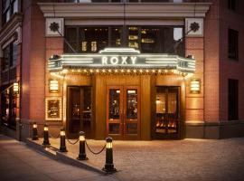 The Roxy Hotel Tribeca, Nowy Jork