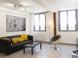 Appartement Moderne, Honfleur