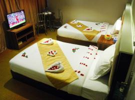 Sunny Holiday Hotel, Yangon