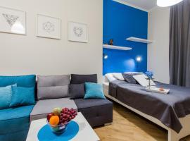 All In Apartments Siemiradzkiego, Cracóvia