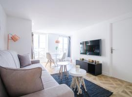 Dreamyflat - Apartment Marais II,