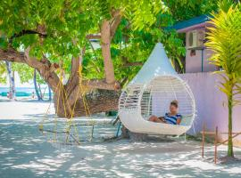 Jail Break Surf Inn, Himmafushi