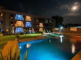 Sherbourne Hotel, Nkana-Kitwe