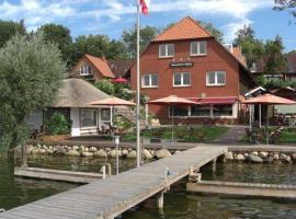 Hotel am See Römnitzer Mühle