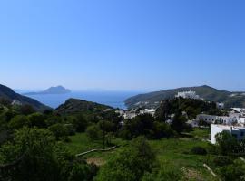 Villa Fenia, Aegiali