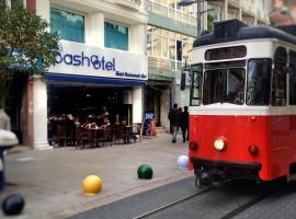 Pasha Moda Hotel, Istanbul