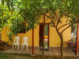 Cabaña Mi Ranchito, El Zaino