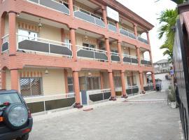 Résidence Hotelière Borel Denver, Douala