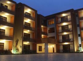 Garr Apartments, Kigali