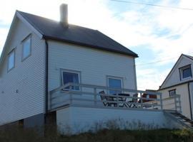 Fishing house, Gjesvær