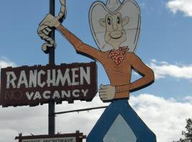 Ranchmen Motel, Medicine Hat