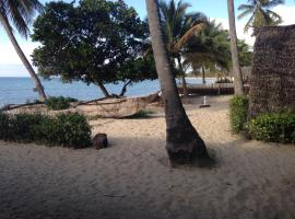 Drifters Beach Banda, Pangani