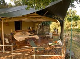 Mara Explorer Tented Camp, Aitong