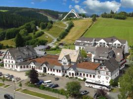 Vakantiehotel Der Brabander, Винтерберг