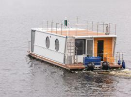 Holiday Home De luxe twin King Houseboat 1, Ювяскюля