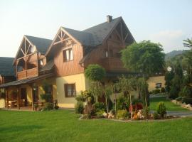 Osada Turystyczna Agata, Szczawnica