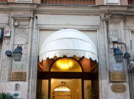 Hotel Rimini, Rzym