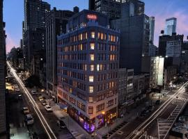 Flatiron Hotel, Нью-Йорк