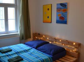 Comfortable Apartment Vlkova, Praga
