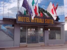 Vitrali Suite, Copiapó