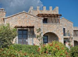 Castello Antico, Gytheion