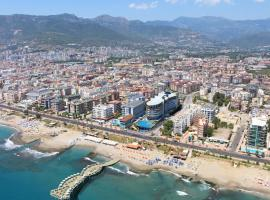 Asia Beach Resort & Spa Hotel, Alanya