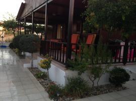 Manos House, Kokkíni Khánion