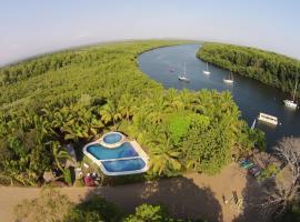 Puerto Barillas, Bahia de Jiquilisco