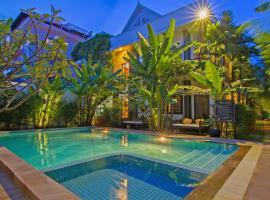 Apsara Centrepole Hotel, Siem Reap