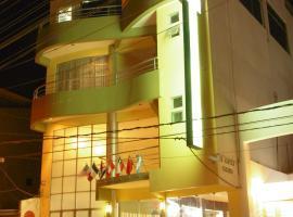 Hotel Cerro Verde, Tarapoto