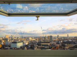 The Best London Views! Central Soho Apartment,