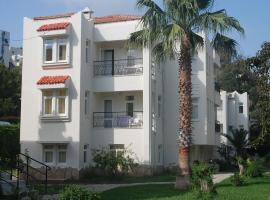 Linda Apart Hotel, 锡德