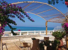 Villa in the sea Crete, Stavros