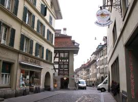 Bern Backpackers Hotel Glocke, Bern