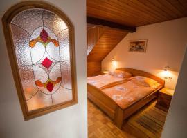 Apartments Soklic, Бохинское озеро