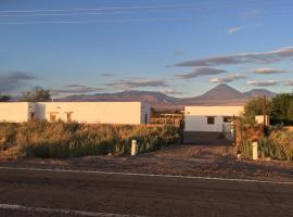 Holiday Home Atacama Soleil, San Pedro de Atacama
